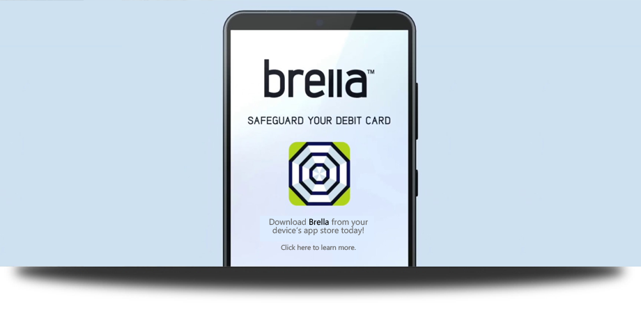 Brella Debit Card Protection